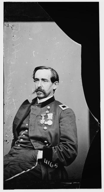 Gen. Gustave Paul Cluseret, U.S.A.