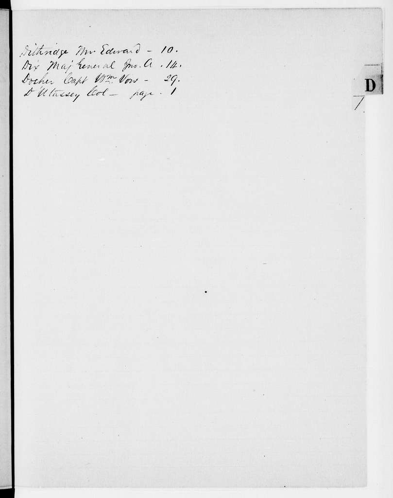 George Brinton McClellan Papers: Letterbooks and Telegram Books, 1852-1862; Letterbook; 1862, Mar. 18-Oct. 6