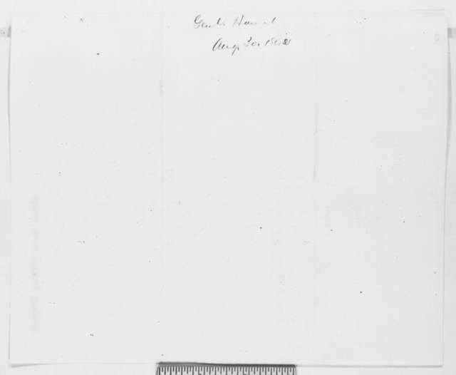 Herman Haupt to Abraham Lincoln and Henry W. Halleck, Saturday, August 30, 1862  (Telegram reporting on bridges)