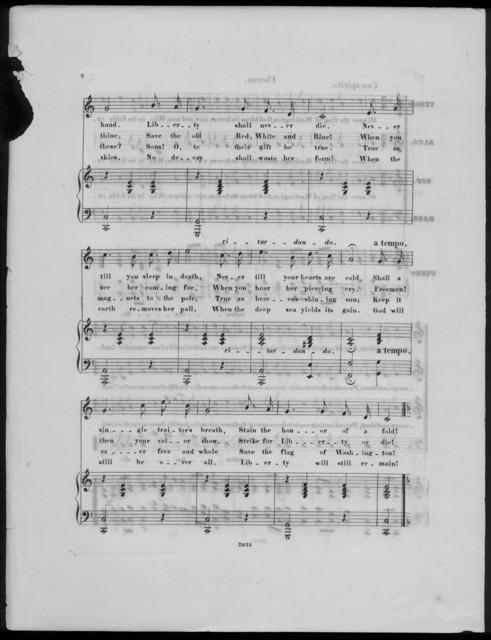 Hymn to liberty