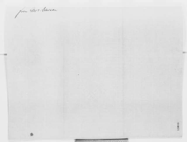John W. Dawson to Abraham Lincoln, Thursday, January 09, 1862  (Affairs in Utah Territory)