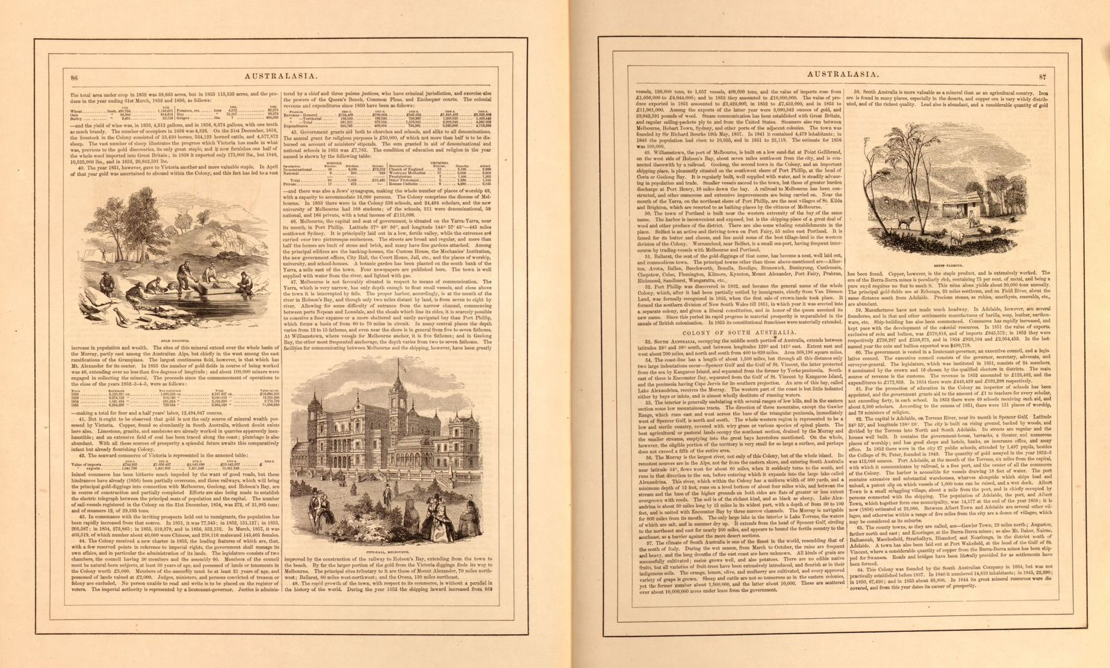 Johnson's new illustrated (steel plate) family atlas, with descriptions, geographical, statistical, and historical /