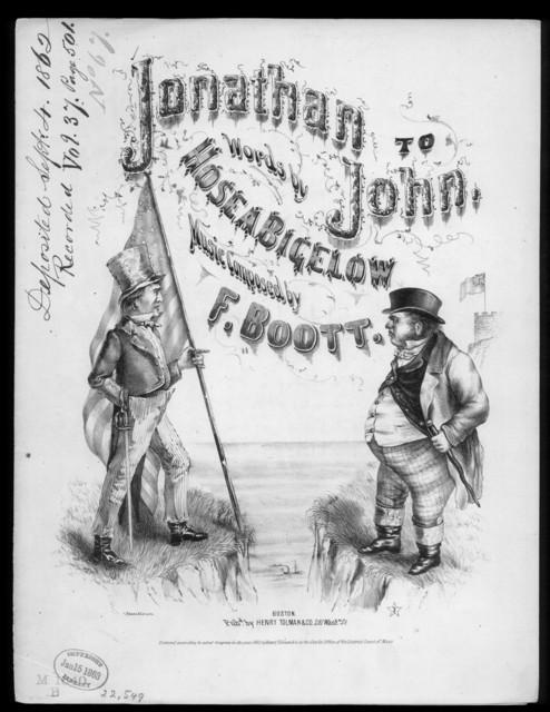 Jonathan to John