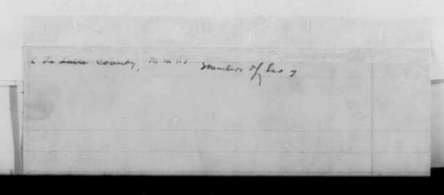 La Salle County Illinois Members of the Bar to Abraham Lincoln,  1862  (Petition requesting appointment of David Davis)
