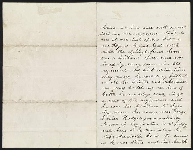 [Letter from J. Hartwell Keyes to Diantha from Halls Hill, Virginia, on pictorial lettersheet]