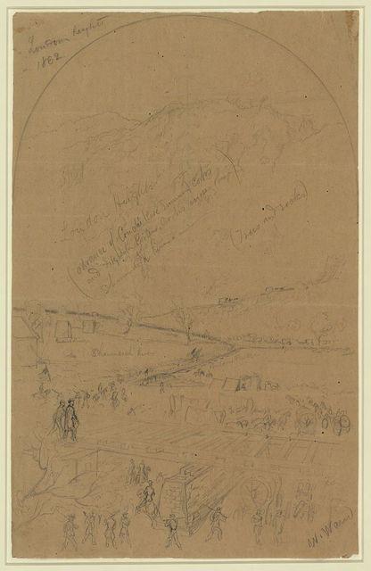 Loudoun Heights - 1862
