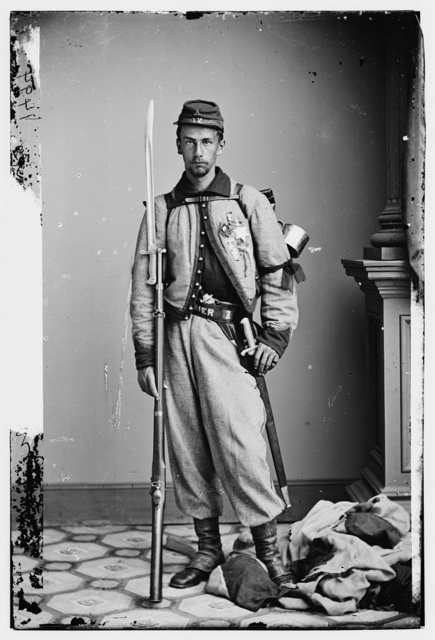 Pvt. Francis E. Brownell
