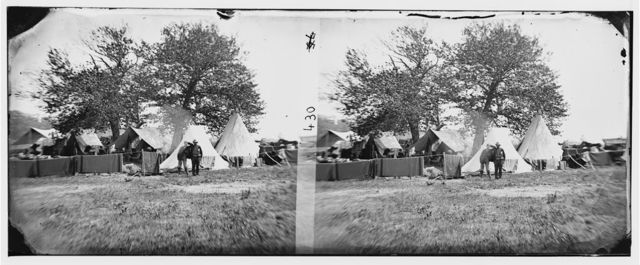 Richmond, Virginia (vicinity). Camp Lincoln