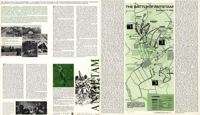 The Battle of Antietam, September 17, 1862.