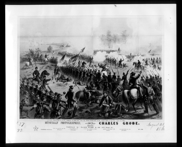 The  Battle of Shiloh, or Pittsburgh Landing