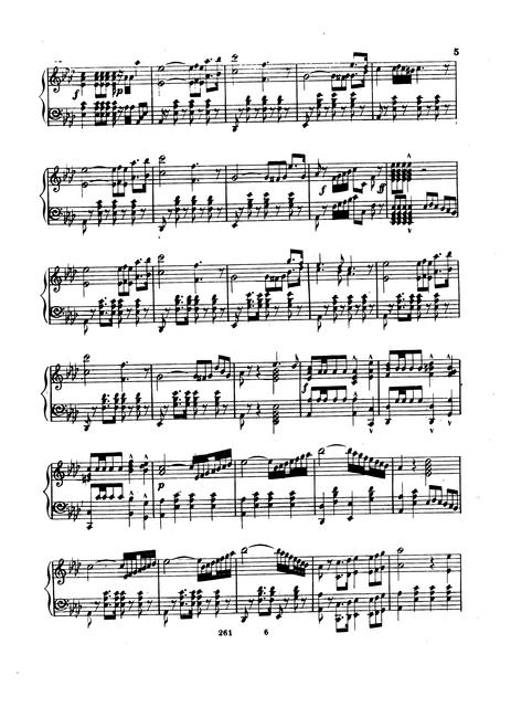 The president's emancipation march composed for the piano by Geo. E. Fawcett.