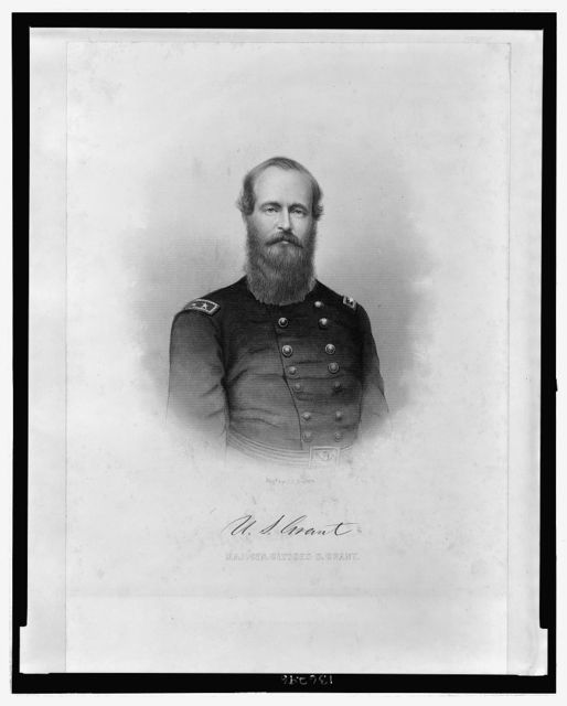 U.S. Grant / Engd. by J.C. Buttre.