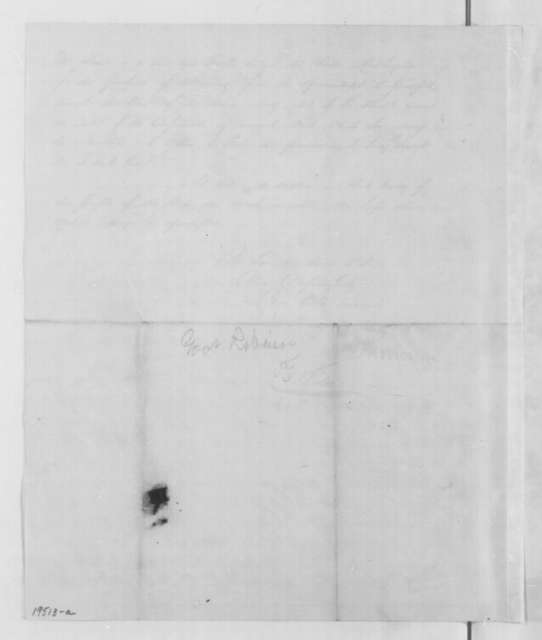 William C. Goodloe, James Harlan, and James F. Robinson to Abraham Lincoln, Wednesday, November 12, 1862  (Affairs in Kentucky)