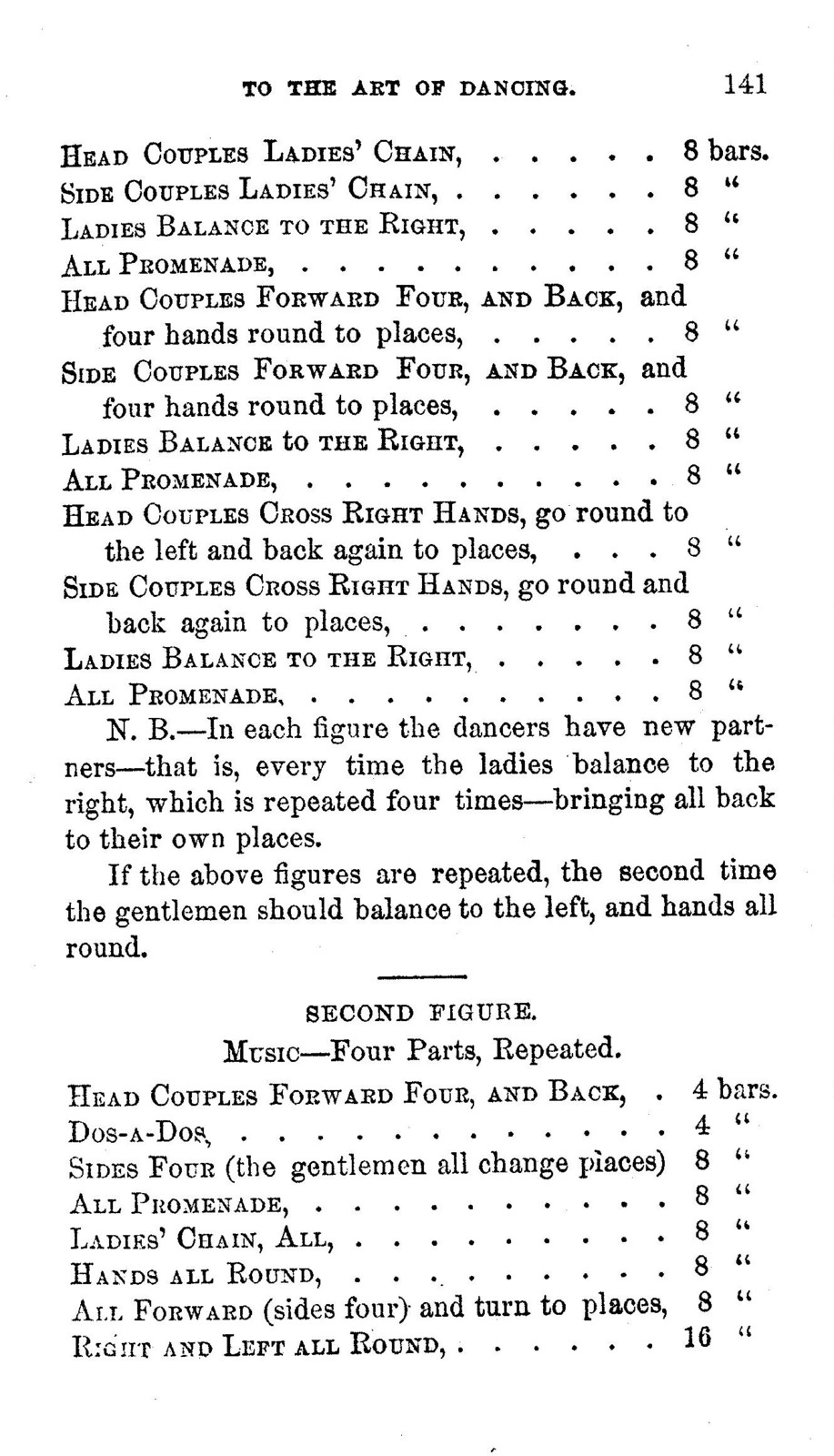 A  complete practical guide to the art of dancing Containing descriptions of all fashionable and approved dances, full directions for calling the figures, the amount of music required; hints on etiquette, the toilet, etc