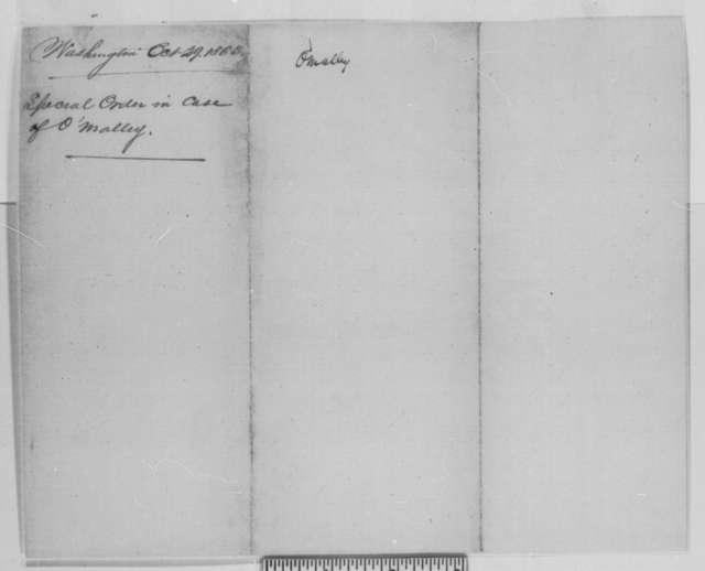 Adjutant General's Office, Thursday, October 29, 1863  (Special Orders No. 483)