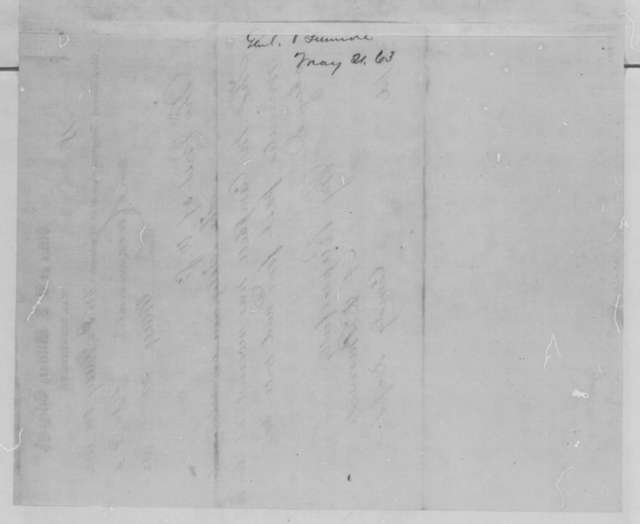 Ambrose E. Burnside to Abraham Lincoln, Thursday, May 21, 1863  (Telegram acknowledging receipt of Lincoln's dispatch)