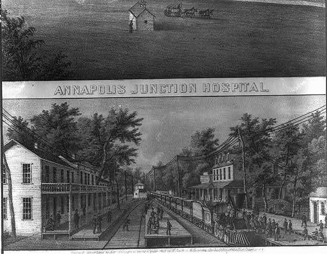 Annapoilis Junction Hospital, Annapolis Junction, Md