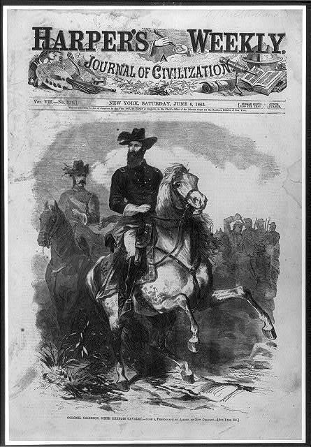 Col. Benjamin Henry Grierson, 1826-1911