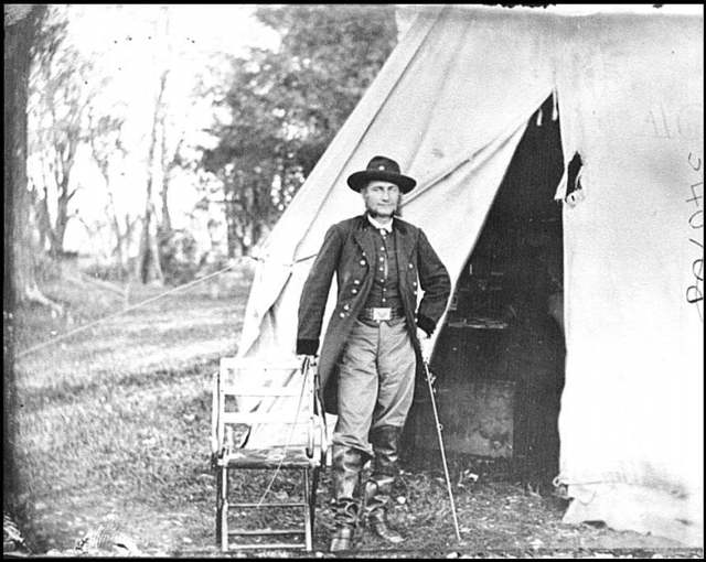 [Culpeper, Va. Gen. Judson Kilpatrick of the 3d Division, Cavalry Corps]
