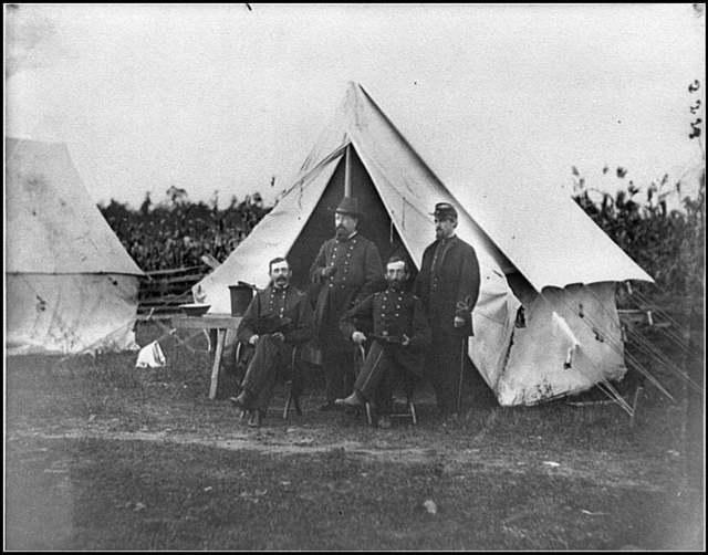 [Culpeper, Va. Surgeons of the 2d Division, 3d Corps]