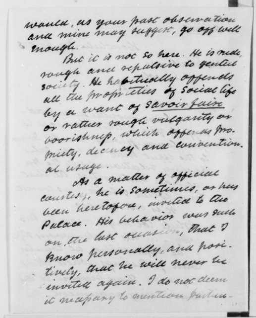 David L. Gregg to Abraham Lincoln, Saturday, January 24, 1863  (Thomas Dryer's incompetence as commissioner in Hawaii)