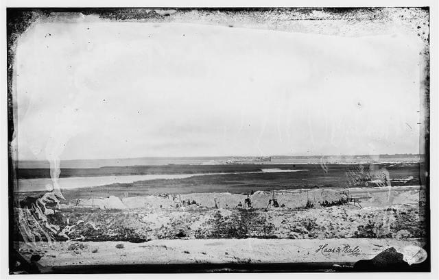 [Fort Sumter. Vincents Creek. Battery Gregg]