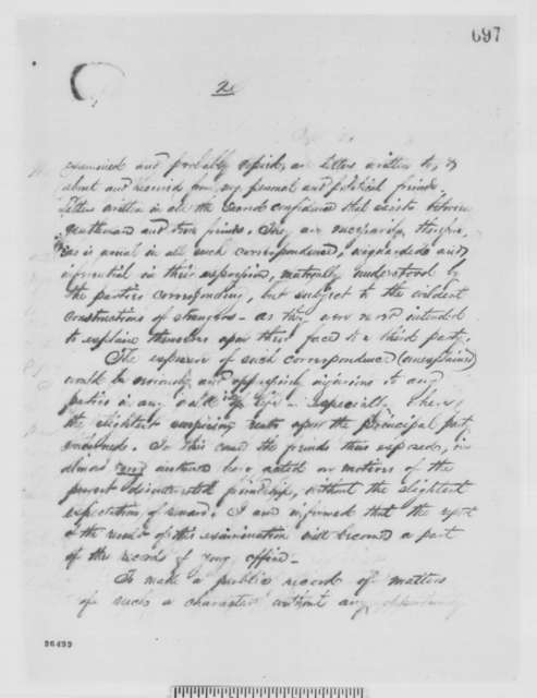 Francis W. Hurtt to Ambrose E. Burnside, Monday, September 21, 1863  (Court of inquiry)