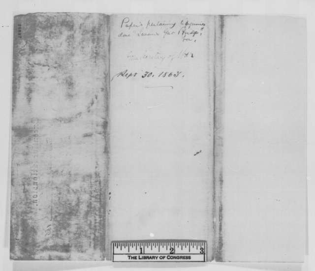G. W. P. Smith to John E. Graham, September 1863  (Case of sabotage at Accomac, Virginia; endorsed by Robert C. Schenck, Edwin Stanton, and Graham)