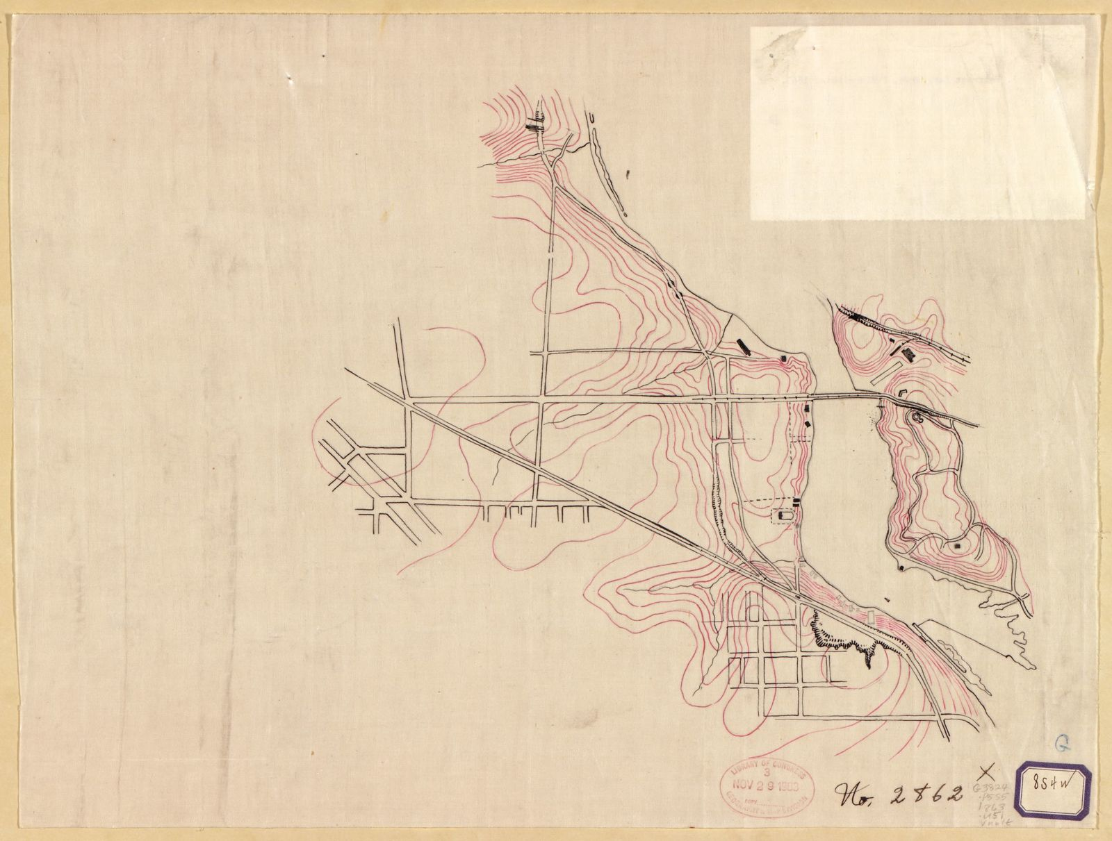 General diagram : [western Philadelphia city and adjacent portions of Delaware and Montgomery counties, Pennsylvania].