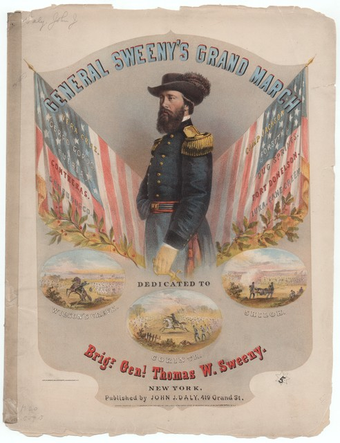 General Sweeny's grand march