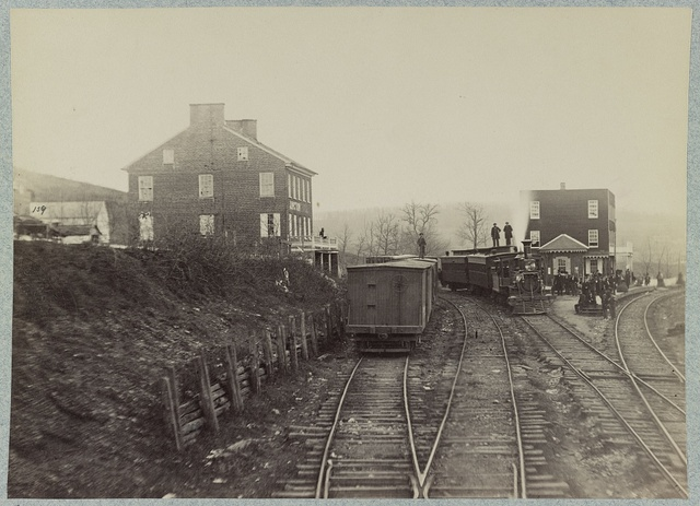 Hanover Junction, Pa. August, 1863
