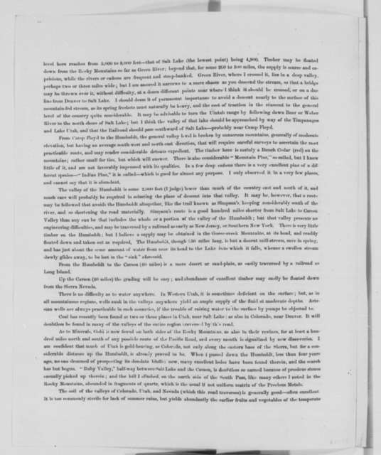 Horace Greeley to Samuel Hallett & Co., Wednesday, April 15, 1863  (Printed letter)