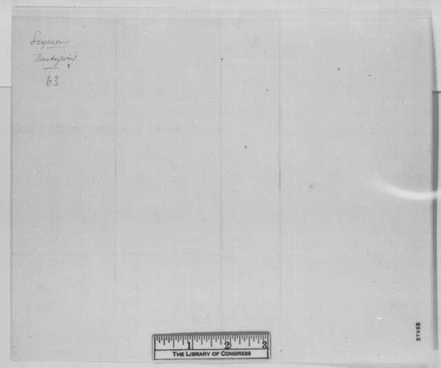 Horatio Seymour, Tuesday, November 10, 1863  (Printed proclamation)