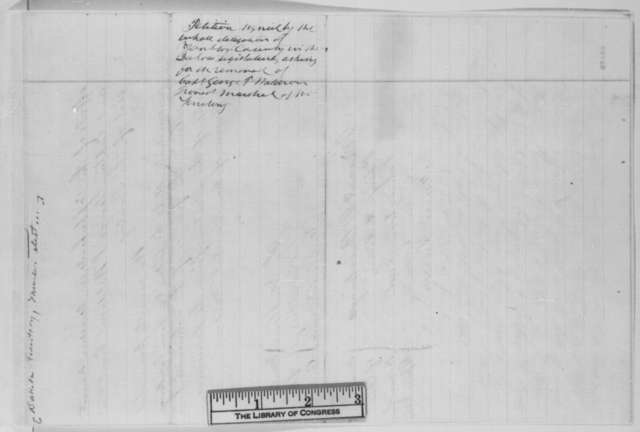 James M. Stone, et al. to Abraham Lincoln, Wednesday, September 09, 1863  (Members elect of the Dakota legislature recommend removal of George Waldron)