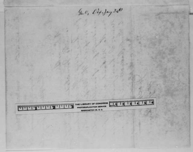 John A. Dix to Abraham Lincoln, Friday, January 30, 1863  (Telegram reporting movement of ironclads)