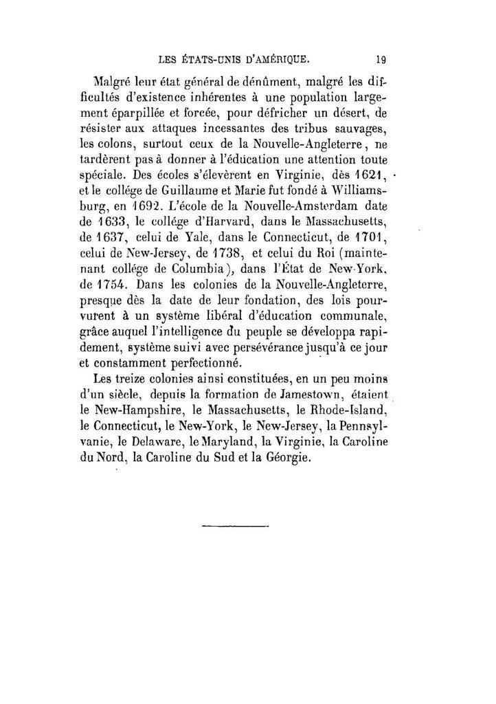 Les États-Unis d'Amérique en 1863; leur histoire politique, leurs ressources minéralogiques, agricoles, industrilles et commerciales, et la part pour laquelle ils ont contributé à la richesse et à la civilsation du monde entier,