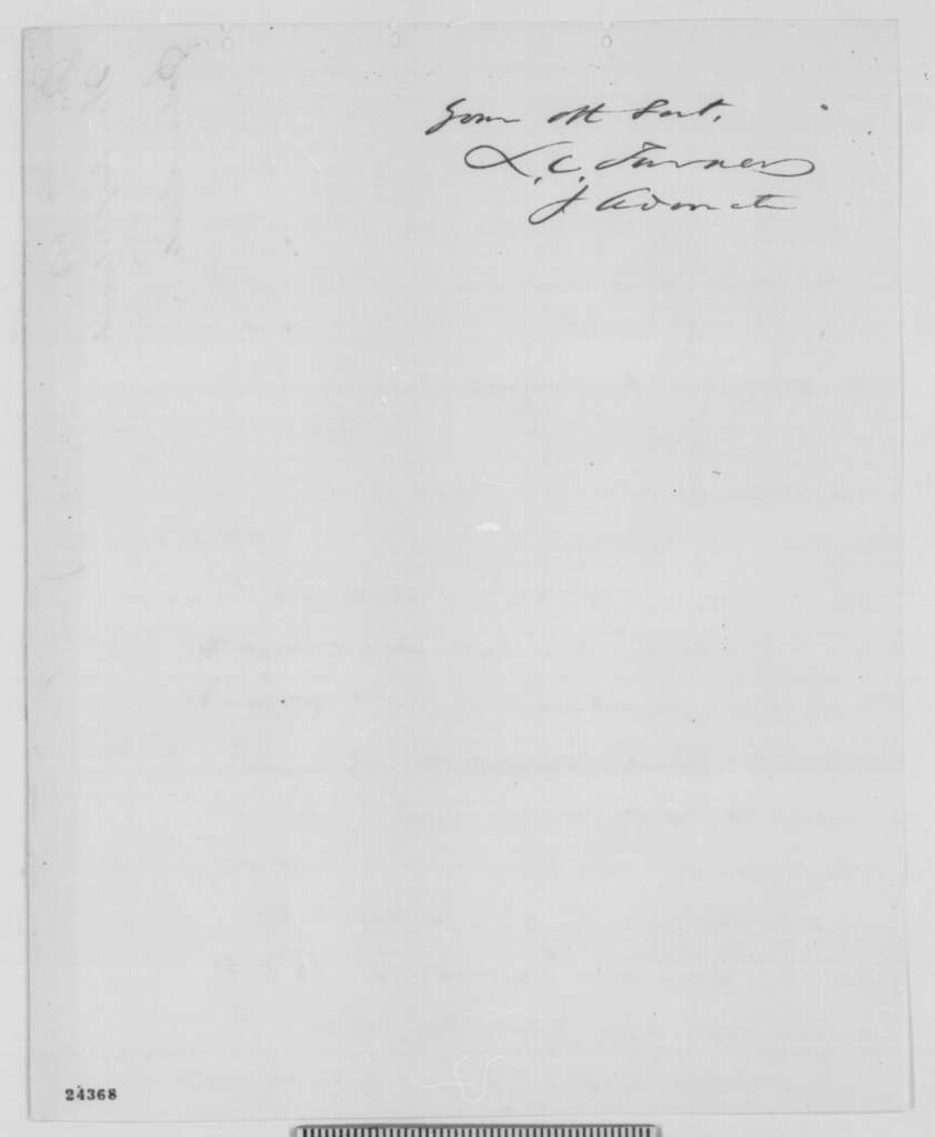 Levi C. Turner to Edward R. S. Canby, Tuesday, June 23, 1863  (Case of John Steele)