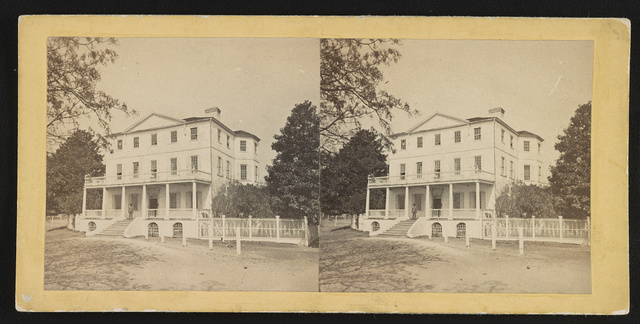 Mission House, Hospital, no. 11, Beaufort, S.C.