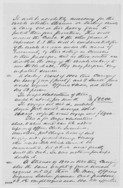 Richard W. Thompson, [1863]  (Plan for colonization)