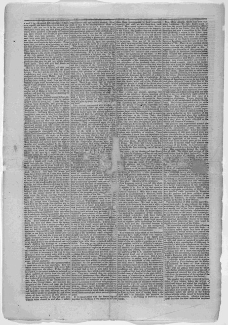 Speech of Brig. Gen. George F. Shepley, Military Governor of Louisiana, Delivered in Portland, Aug. 10, 1863.