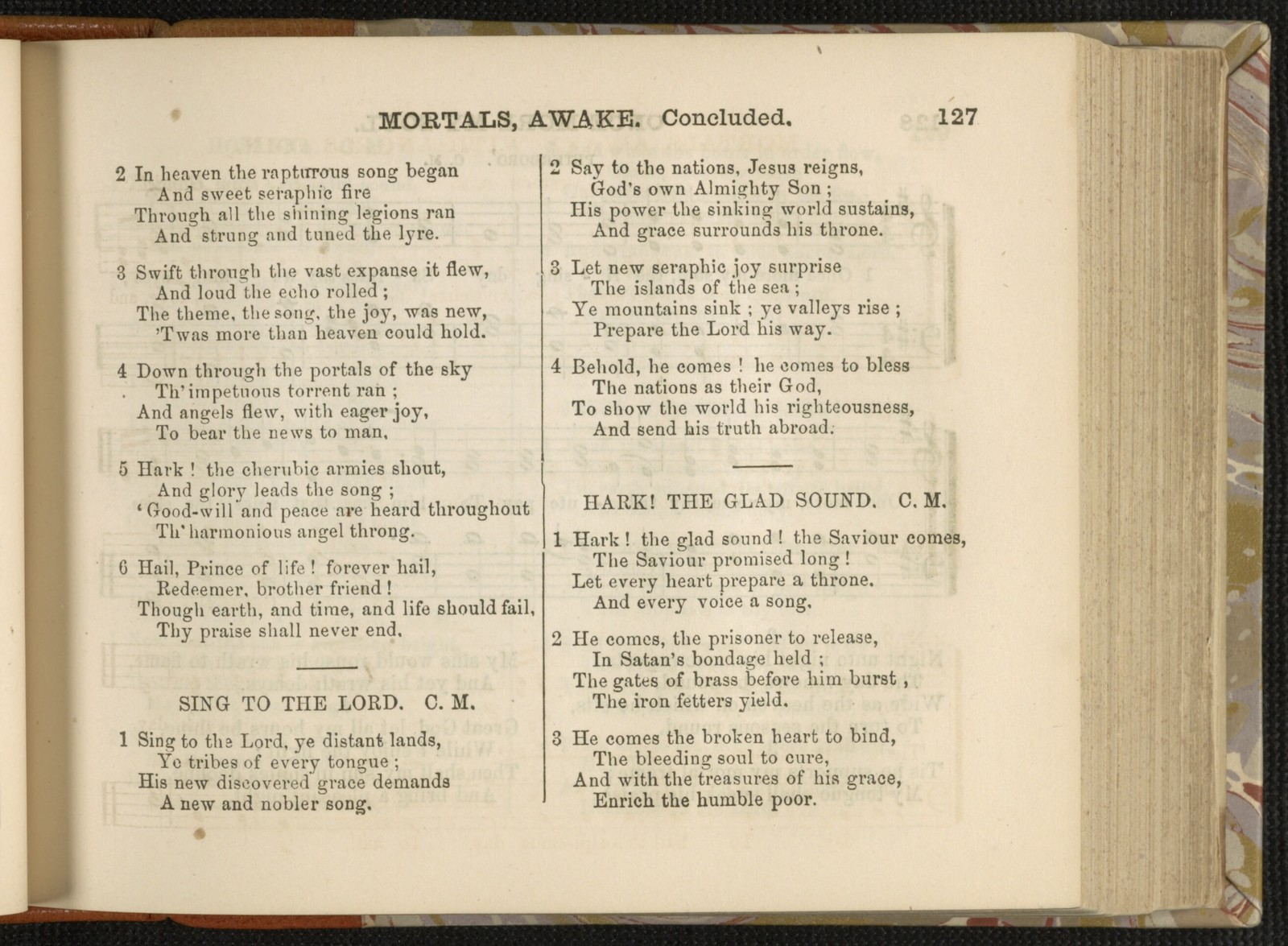 The Athenaeum collection of hymns and tunes for church and