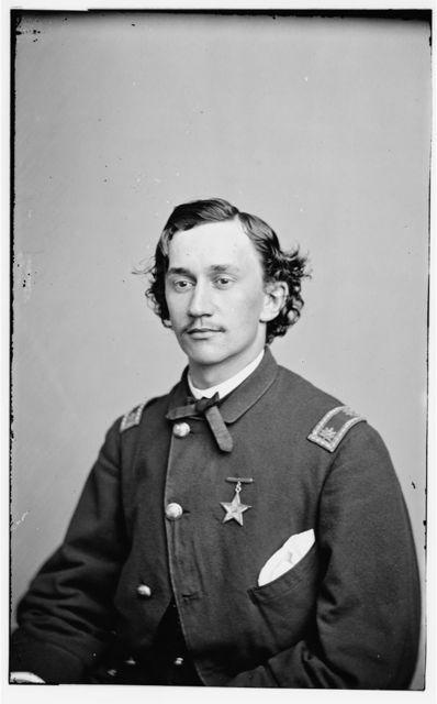 Wm. H. Lambert, Capt. 33rd N.J. Inf., U.S.A.