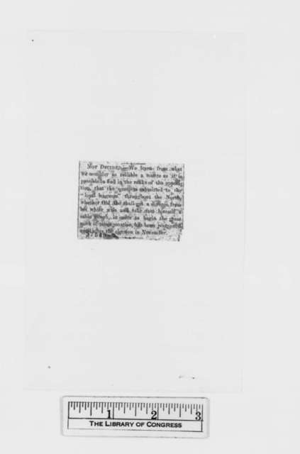 Alfred R. Elder to Abraham Lincoln, Monday, October 24, 1864  (Affairs in Washington Territory)