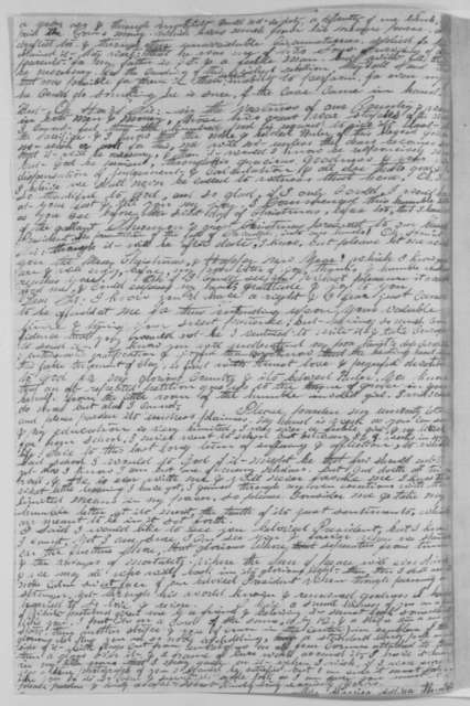 Almira A. Knapp to Abraham Lincoln, Thursday, December 15, 1864  (Support)