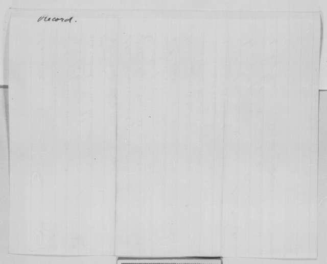 Augustus C. Hamlin, [1864]  (Professional record)
