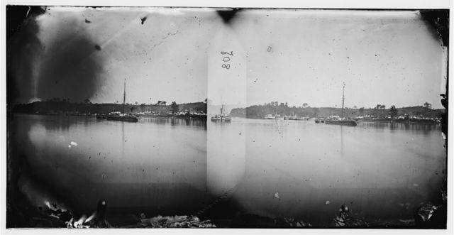 Belle Plain, Virginia. General view