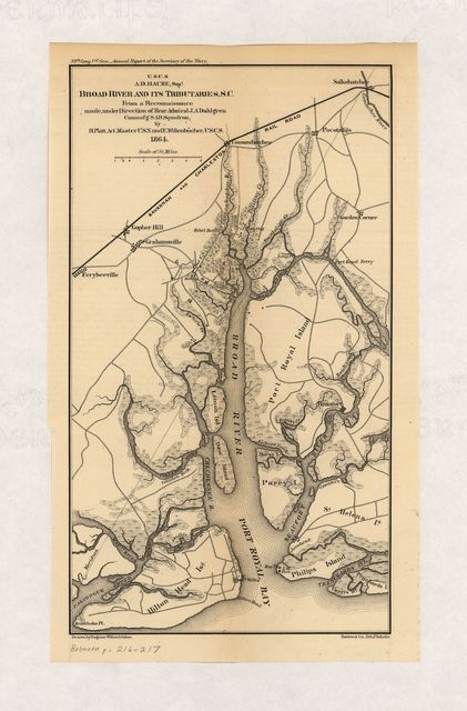 Broad River and its tributaries, S.C.