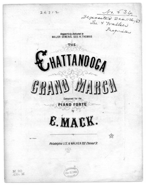 Chattanooga grand march
