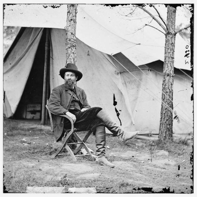Cold Harbor, Virginia. Chas. A. Dana, Assist. Sec. Of War