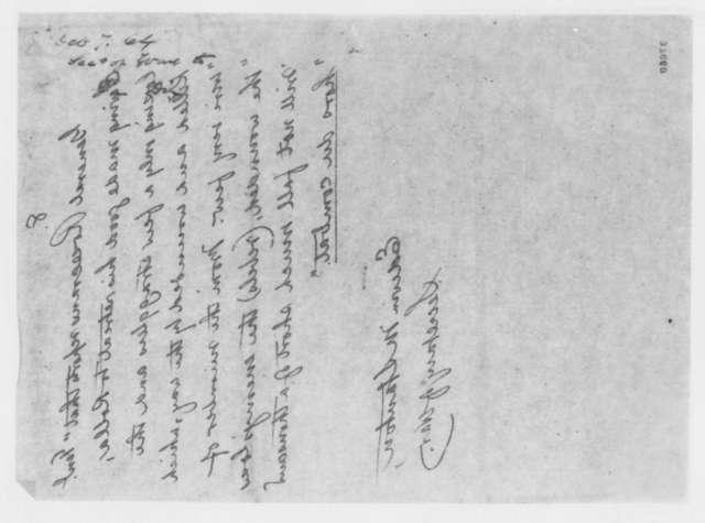 Edwin M. Stanton to John A. Dix, Friday, October 07, 1864  (Telegram reporting military developments)